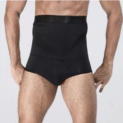 Men Underwear High Waist Training Cincher