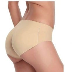 Seamless Padded Butt Hips Enhancer Underwear Panty