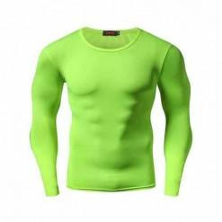 Men Compression Sports Wear Top