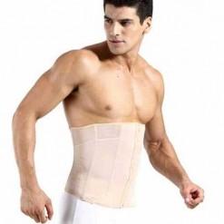 Men Waist Trainer Belt Belly Tummy Control Cincher