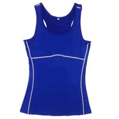Women Compression Garment Yoga Tank Tops