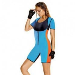 Neoprene Jumpsuit Hot Full Body Women Sport Wear