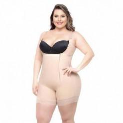 Plus Size Bodysuit Slimming Underwear Women Shaper
