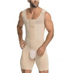 Men Waist Trainer Full Body Suit Shaper