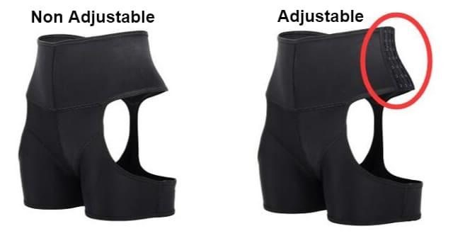 Adjustable Butt Lifter High Waist Seamless Shapewear