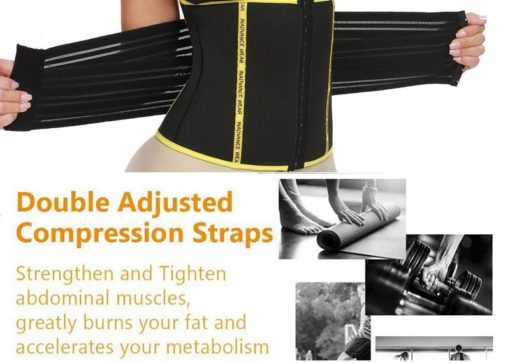 Double Clips Belly Trimmer