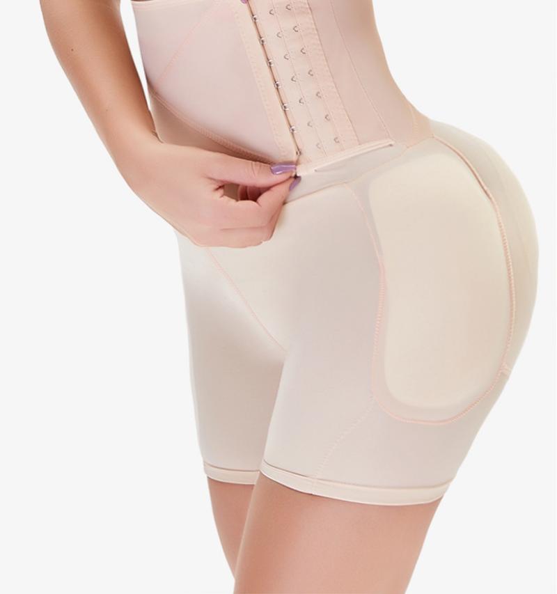 Shapewear Body Shaper Short Padded Butt Lifter