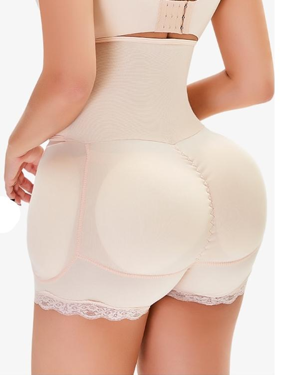 High Waist Panty Shaper With Booty Lift